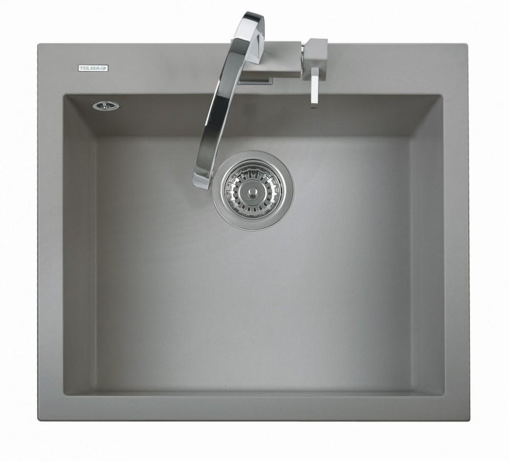 Sinks CUBE 600.510 titanium