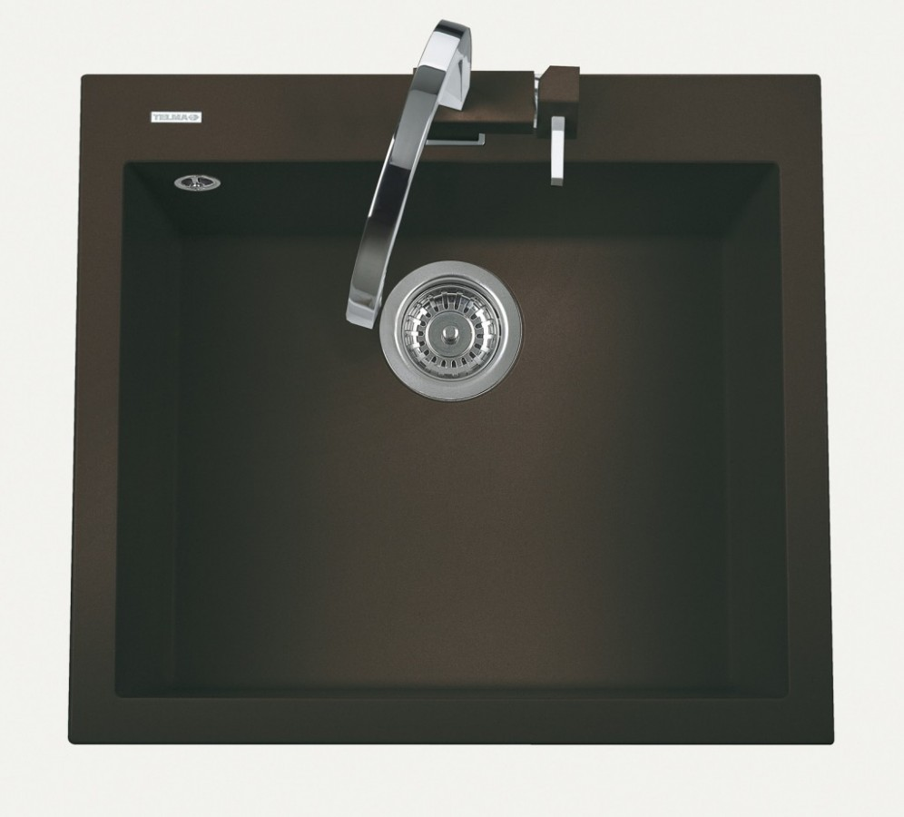 Sinks CUBE 600.510 marone