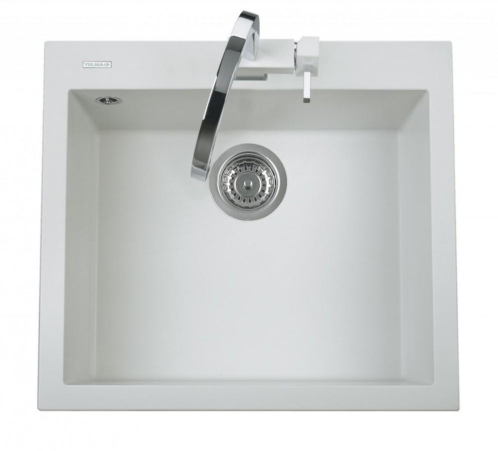 Sinks CUBE 600.510 aluminium