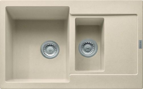 Granitový dřez Franke MRG 651-78 pískový melír