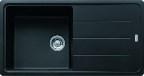 Granitový dřez Franke BFG 611 onyx
