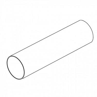 Potrubí kulaté 100 x1000 mm
