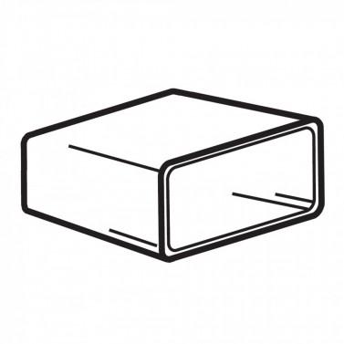 Spojka pro ploché potrubí - systém 100 mm č.1