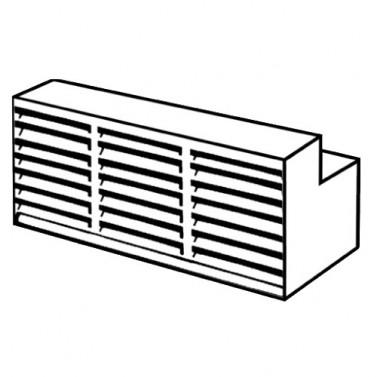 Mřížka + redukce - ( 204 x 60 ) č.1