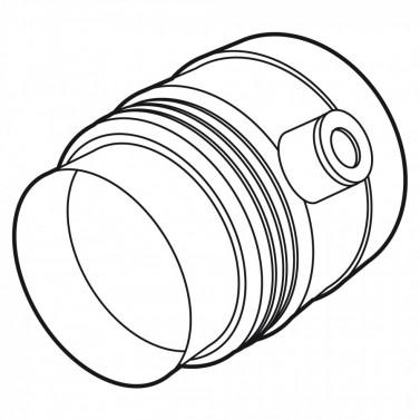 Kondenzační jímka 87.5697 - 125-150mm č.2