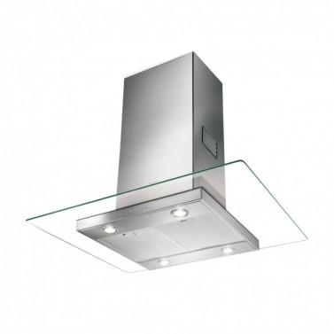 Ostrůvková digestoř Faber GLASSY ISOLA EG8 X/V A90 č.1