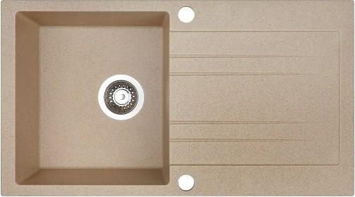 Granitový dřez Sinks SGR Rapid 780 beige