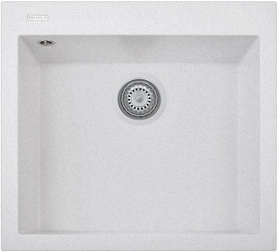 Sinks CUBE 560.500 polar white