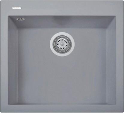 Granitový dřez Sinks CUBE 560 titanium