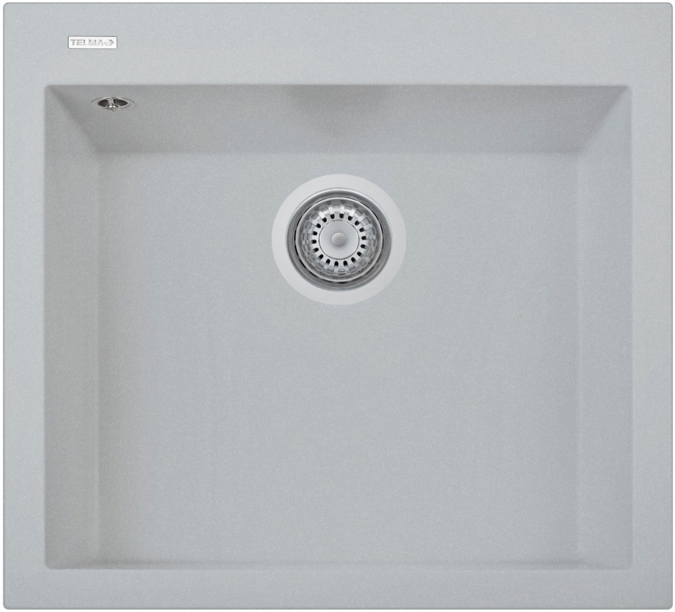 Sinks CUBE 560.500 aluminium