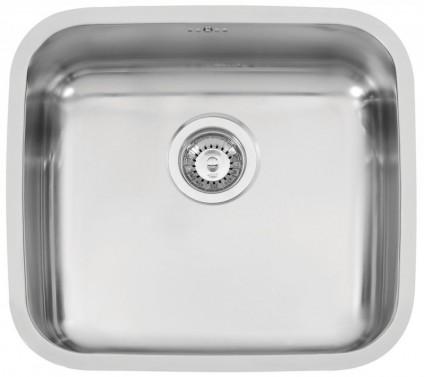 Nerezový dřez Sinks LAGUNA 490 V 0,8mm spodní leštěný