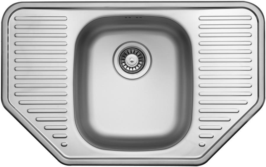 Sinks COMFORT 777 V 0,6mm matný