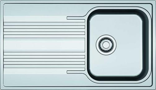 Nerezový dřez Franke SRX 611-86