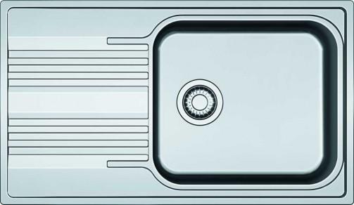 Nerezový dřez Franke SRX 611-86 LB