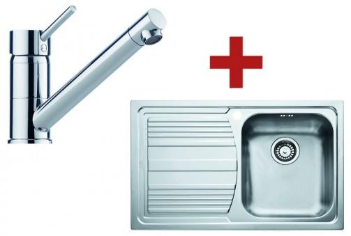 Franke NEX 621/7 + Sinks MIX 35 chrom lesklá