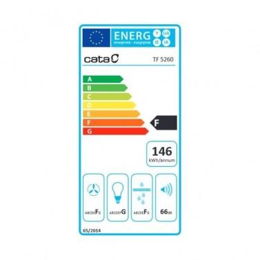 Digestoř Cata TF 5260 Bílá 600 energetický štítek