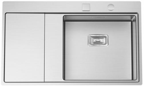 Nerezový dřez Sinks XERON 860 pravý 1,2mm