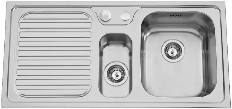 Sinks Rodi HERA 1000.1 V 0,7mm pravý leštěný