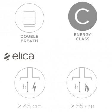 Digestoř ELICA STRIPE LUX WH/A/60 č.1