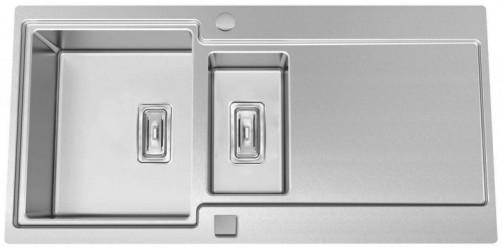 Nerezový dřez Sinks EVO 1000.1 1,2mm
