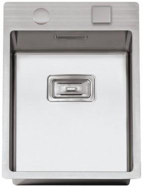 Nerezový dřez Sinks BOXER 390 FI 1,2mm