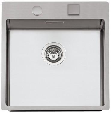 Nerezový dřez Sinks BOXER 500 RO 1,2mm