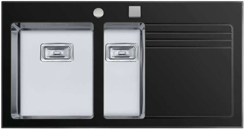 Rodi GLASS 1000.1 černý levý 1,2mm