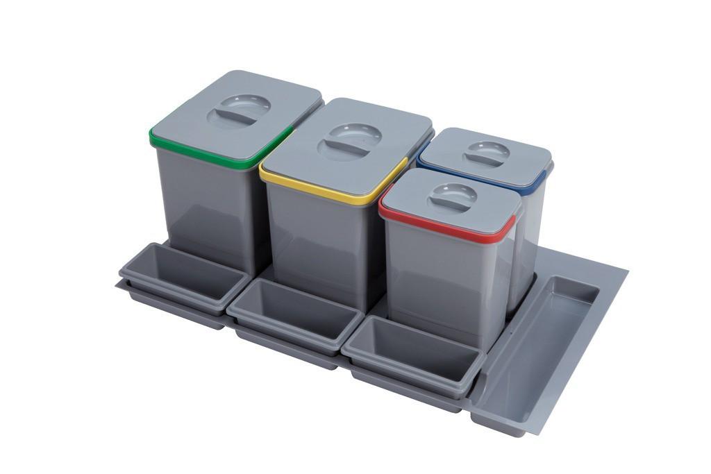 Sinks PRACTIKO 900 3x15l