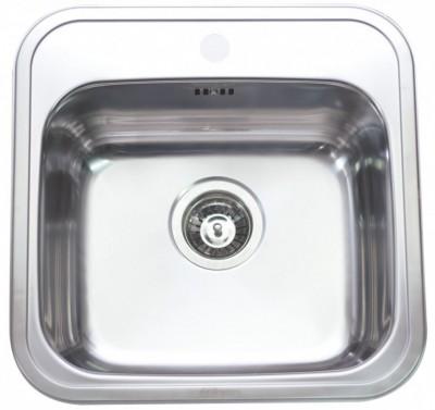 Nerezový dřez Sinks MANAUS 460 V 0,7mm matný přesahový