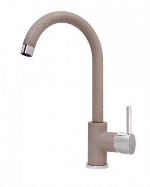 Dřezová baterie Sinks MIX 35 - 54 Truffle
