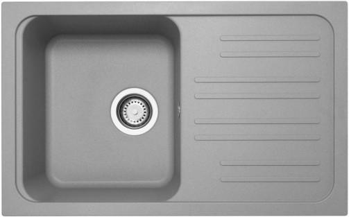 Granitový dřez Sinks CLASSIC 740 Titanium