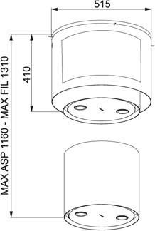 Nákres FUD 5007 I XS