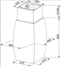 Nákres Franke FPA 4606 I XS